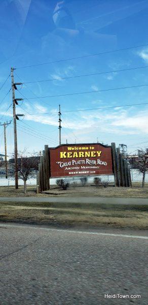 A Visit to Kearney Nebraska Steak, Sandhill Cranes & Vinyl. HeidiTown (14)