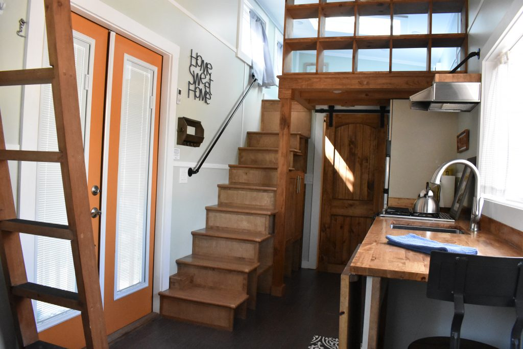 A Little Vacation in a Tiny Home in Lyons, Colorado, The Dogwood, courtesy photo