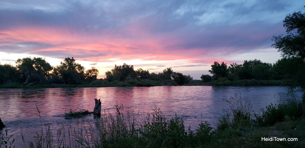 Glamping in Greeley, Colorado A Yurt Stay at Platte River Fort & Resort. HeidiTown (13)