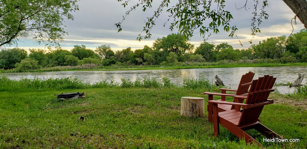 Glamping in Greeley, Colorado A Yurt Stay at Platte River Fort & Resort. HeidiTown (3)