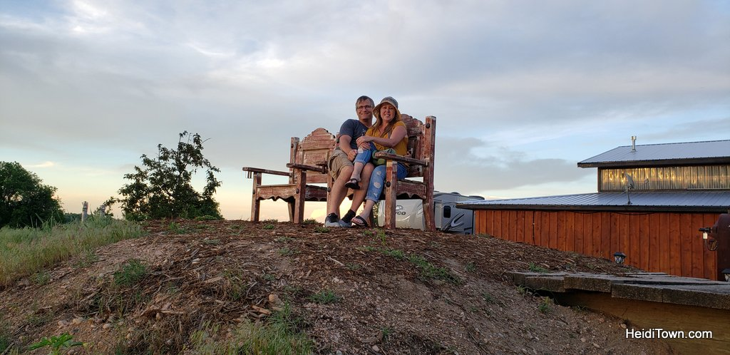Glamping in Greeley, Colorado A Yurt Stay at Platte River Fort & Resort. HeidiTown (7)