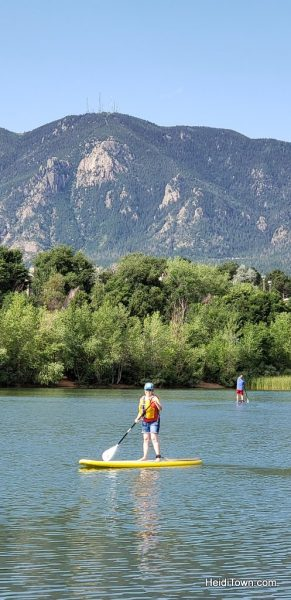 Stand Up Paddle Boarding in Colorado Springs I Did It. HeidiTown (4)