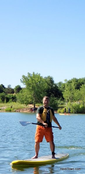 Stand Up Paddle Boarding in Colorado Springs I Did It. HeidiTown (6)