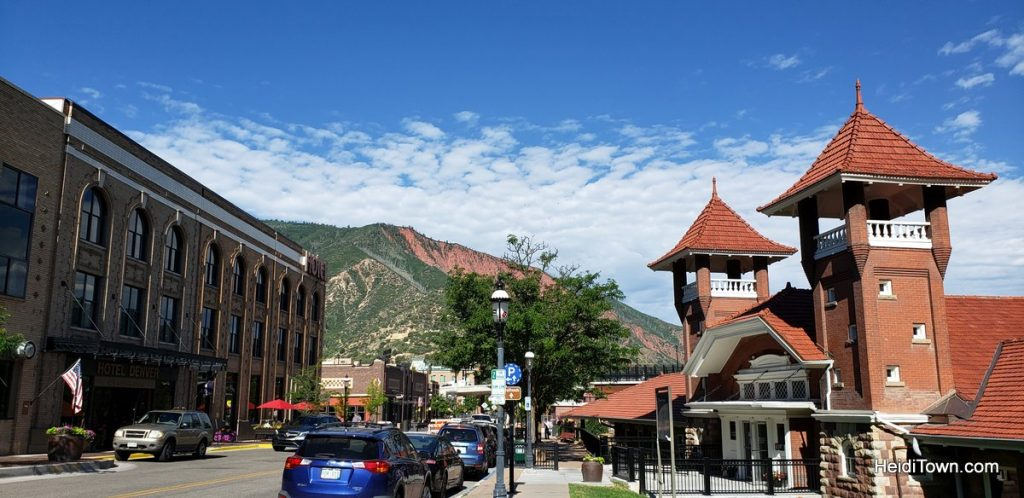 A Quick Trip to One Block of Glenwood Springs, Colorado. HeidiTown (10)