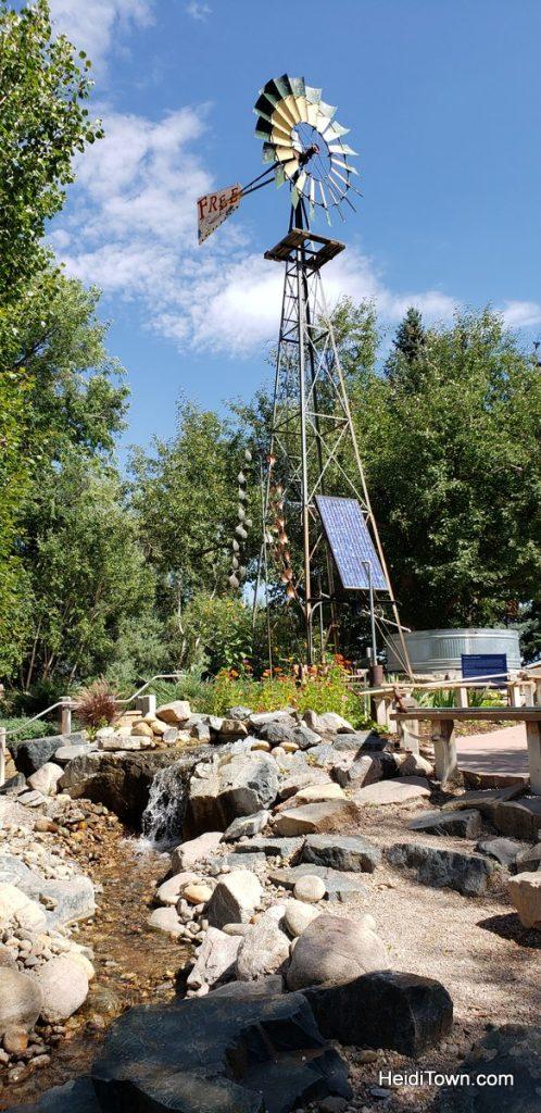 The FREE Cheyenne Botanic Gardens in Cheyenne, Wyoming. HeidiTown (10)