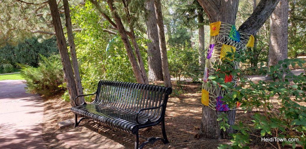 The FREE Cheyenne Botanic Gardens in Cheyenne, Wyoming. HeidiTown (17)