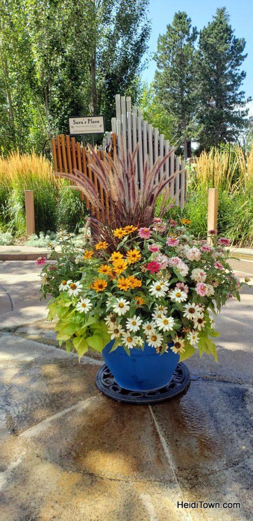 The FREE Cheyenne Botanic Gardens in Cheyenne, Wyoming. HeidiTown (9)