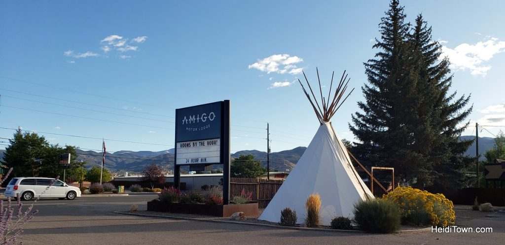 Stay in Salida, Colorado Stay Amigo Motor Lodge. HeidiTown (12)