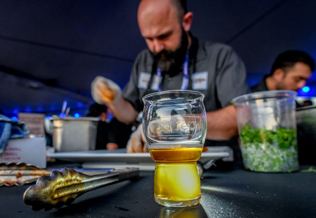 The 13 Best Bites (and Sips) at PAIRED 2019 at GABF. Media Photo