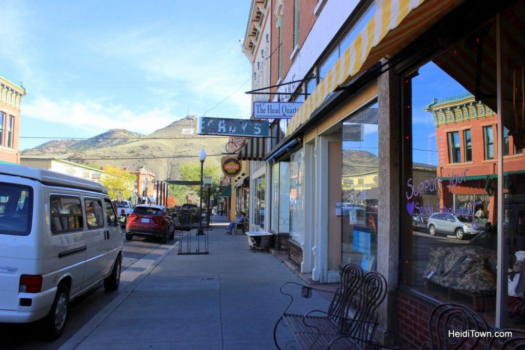 Shopping in Salida, Colorado Ballcaps, Bobbles & Bees. HeidiTown (12)