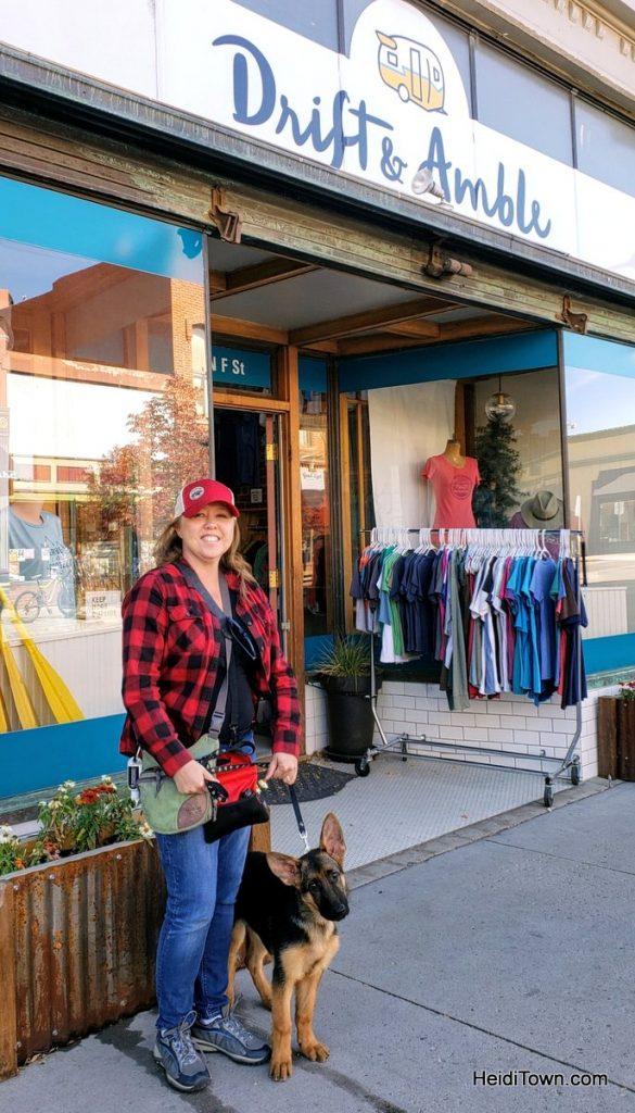 Shopping in Salida, Colorado Ballcaps, Bobbles & Bees. HeidiTown (4)