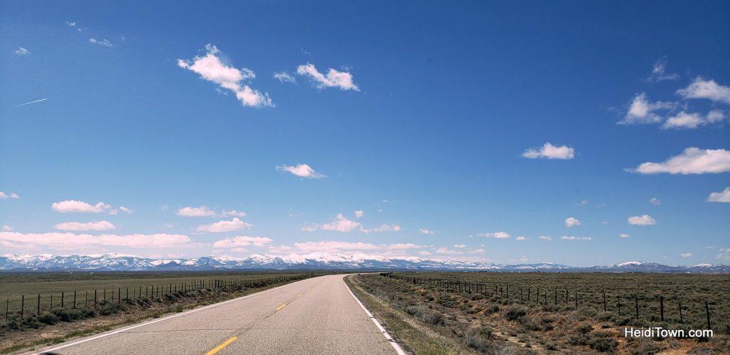 Colorado Road. HeidiTown.com