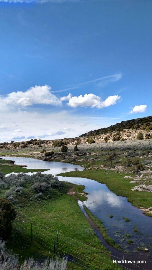 Dinosaur National Monument. HeidiTown.com