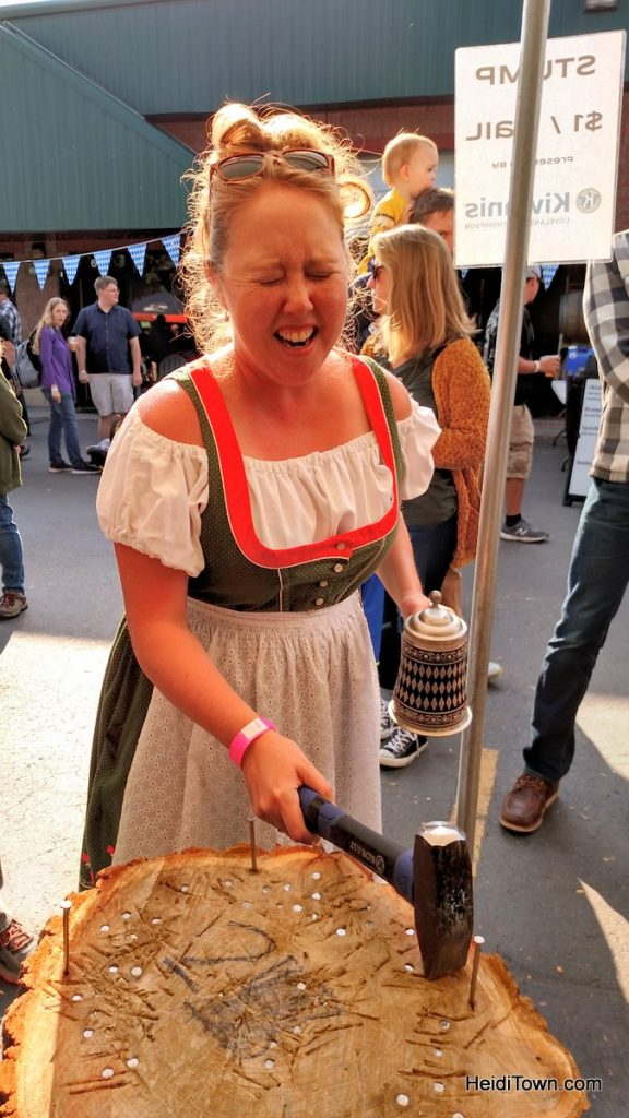 HeidiTown Loves Craft Beer & Grimm Brothers Brewhouse 1 Loveland Oktoberfest 2017