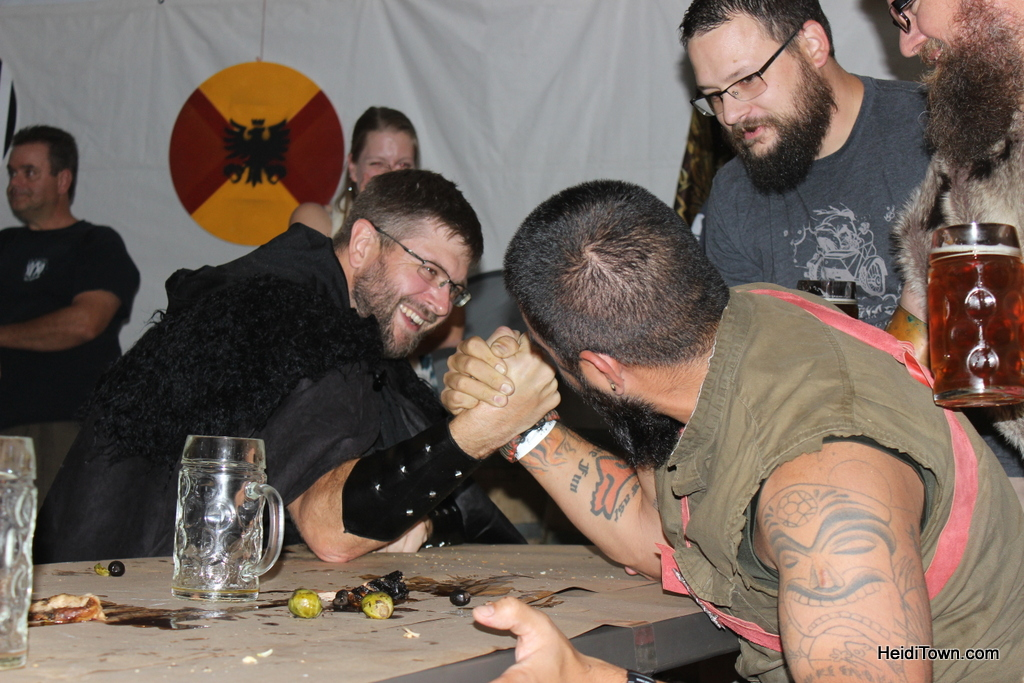 HeidiTown Loves Craft Beer & Grimm Brothers Brewhouse 2 Barbarian Dinner 2017