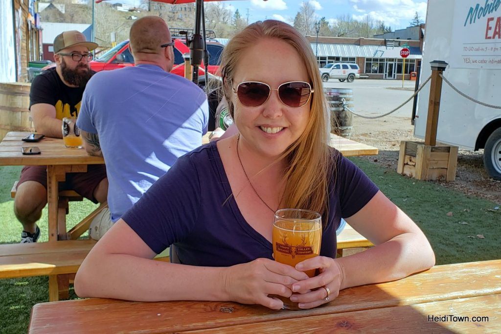 HeidiTown Loves Craft Beer & Grimm Brothers Brewhouse. Yampa Valley Brewing Co. Hayden, Colorado