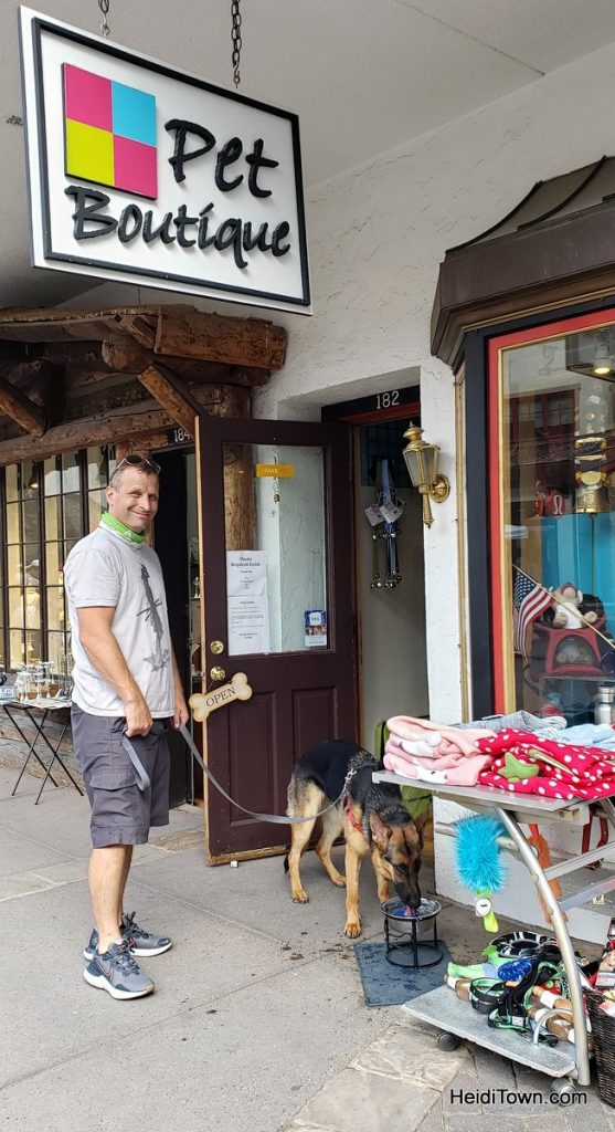 Vail, Colorado is Open for Business Dog-Friendly Lodging. HeidiTown (4)