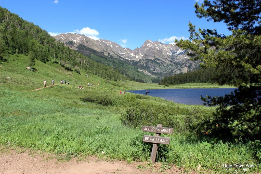 Vail, Colorado is Open for Business Take a Postcard Pretty Hike. HeidiTown (13)