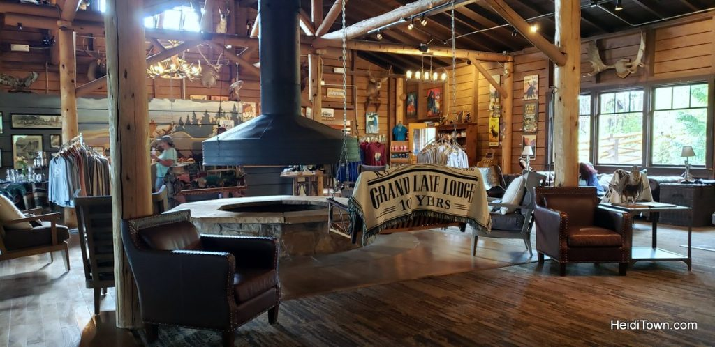 Practice Social Distancing at the 100-Year-Old Grand Lake Lodge. HeidiTown (5)