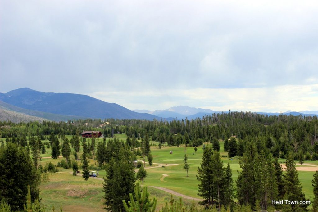 While Not at the Lake in Grand Lake, Colorado Golf. HeidiTown (15)