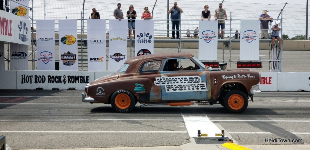 Old Cars, Fast Cars & Pinups at Pikes Peak International Raceway. HeidiTown (6)
