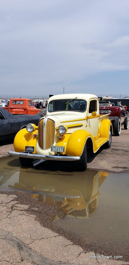 Old Cars, Fast Cars & Pinups at Pikes Peak International Raceway. HeidiTown (8)