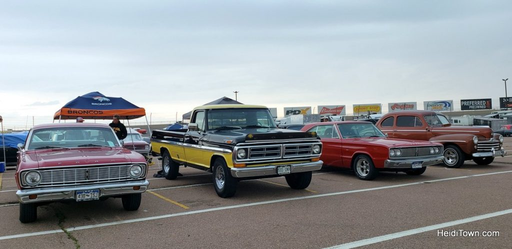 Old Cars, Fast Cars & Pinups at Pikes Peak International Raceway. HeidiTown (9)