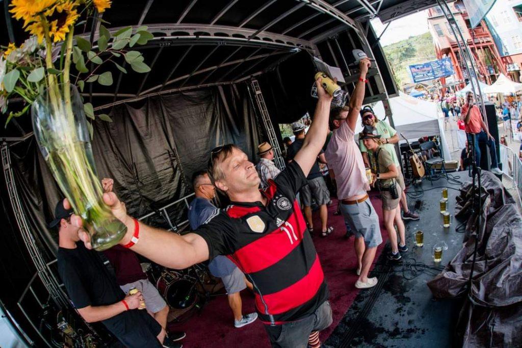 Ryan Keystone Oktoberfest, Photo by Keystone Festivals