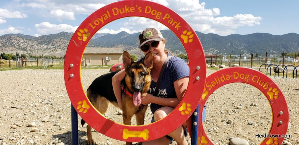 A Road Trip in Southern Colorado, Day Three, Salida A Dog-friendly Town. HeidiTown (7)